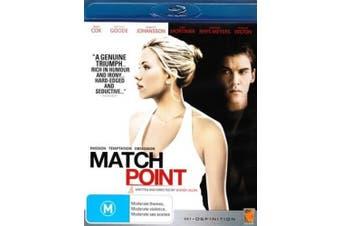 Match Point [Region A] [Blu-ray]