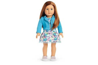American Girl - 2007 Truly Me Doll: Blue Eyes, Red Hair, Light Skin Tone DN65