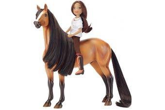 (Spirit & Lucky) - Breyer Spirit Riding Free - Spirit and Lucky Horse and Doll Gift Set