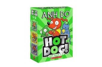 Hotdog! Hot Pack 1-3! (Hotdog)