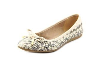 (6) - Style & Co Addia Round Toe Synthetic Flats