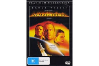 Armageddon (Single Disc) [Region 4]