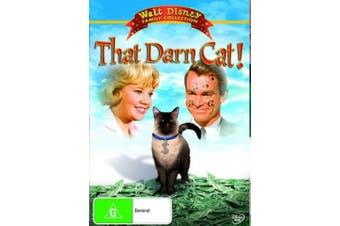 That Darn Cat [Region 4]