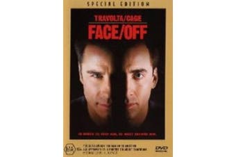 Face/Off [Region 4] [Special Edition]