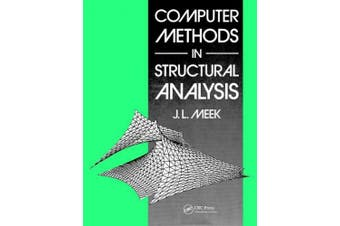 Computer Methods in Structural Analysis