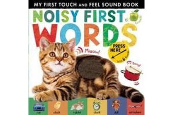 Noisy First Words: My First Touch and Feel Sound Book
