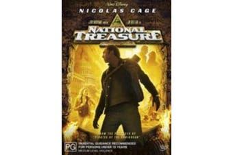 National Treasure  [Region 4]