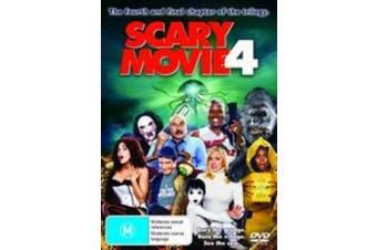 Scary Movie 4 [Region 4]