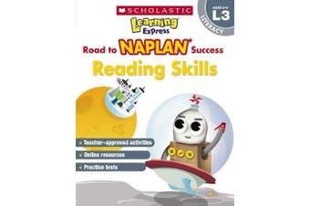Learning Express NAPLAN: Reading Skills NAPLAN L3 (Learning Express Naplan)