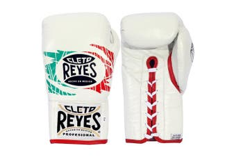 (240ml, Mexico (Safetec)) - Cleto Reyes Professional Fight Gloves - Official/Safetec