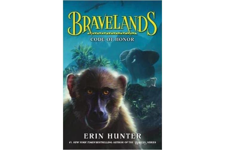 Bravelands: Code of Honor (Bravelands, #2) (Bravelands)