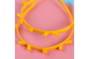 (one size, Headband) - TOYMYTOY 30pcs Glow Headband Light Up Toy Party Favours Headband Glow Sticks Party Supplies Accessories (No fluorescent sticks)