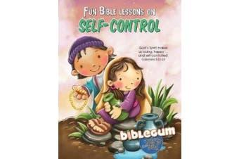Fun Bible lessons on self control (BibleGum)