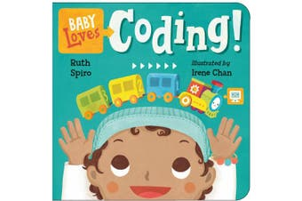 Baby Loves Coding! [Board book]
