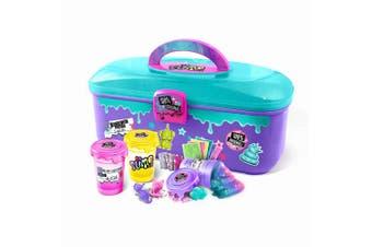 (Multicolor) - Slime Shaker Make Your Own Slime Storage Set