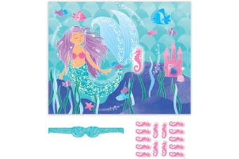 (Party Game) - Unique Party 58329 - Mermaid Party Game for 14