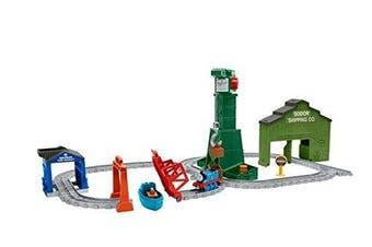 Thomas & Friends Adventures Cranky At The Docks Playset