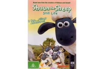 Shaun The Sheep - Still Life [Region 4]