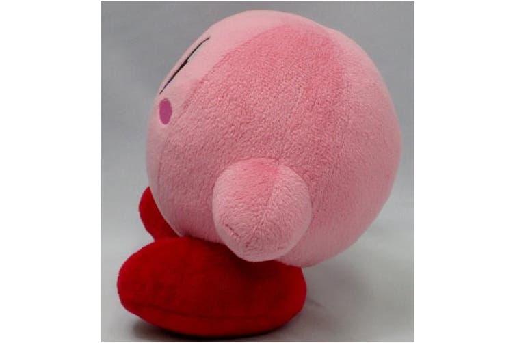 Sanei Kirby Adventure All Star Collection - KP01 - 14cm Kirby Stuffed Plush