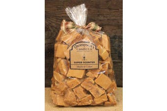 Thompson's Candle Co Mulled Cider Bulk Bag of Crumbles - 950ml