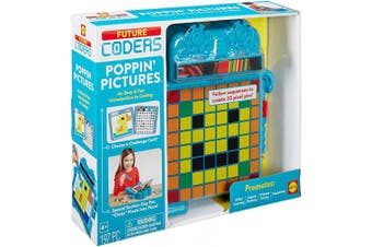 (Standard Packaging) - ALEX Toys Future Coders Poppin' Pictures