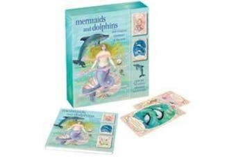 Mermaids and Dolphins: And Magical Creatures of the Sea [With Cards]
