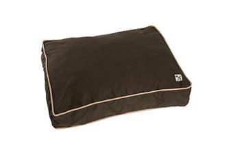 (Med/Lg, Landslide) - molly mutt Dog Bed Duvet Cover - 100% Cotton, Durable, Washable
