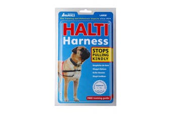 (Large) - The Company Of Animals Halti Harness