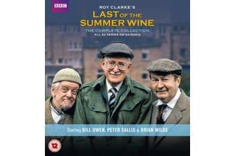 Last of the Summer Wine [Regions 2,4]