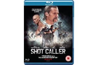 Shot Caller [Region B] [Blu-ray]