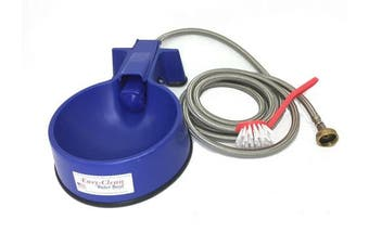 (3m) - Easy-Clean Water Bowl Water Bow Stainless Steel Hose