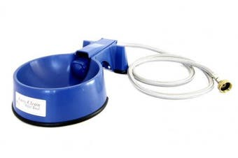 (1.5m) - Easy-Clean Water Bowl Water Bow Stainless Steel Hose