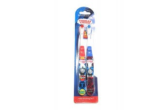 (1 Pack) - Thomas and Friends Children's Manuel Toothbrushes