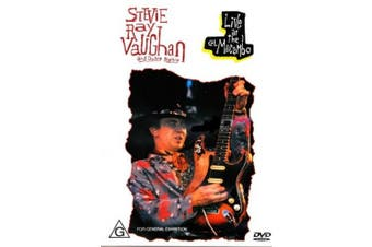 Vaughan, Stevie Ray & Double Trouble-Live / El Mocambo (PAL) [Region 4]