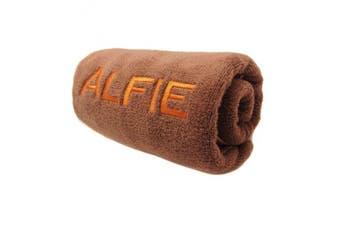 "(Hand Towel Size - 28"" x 18"") - Alfie Pet by Petoga Couture - Alfie Microfiber Fast-Dry Pet Drying Towel"