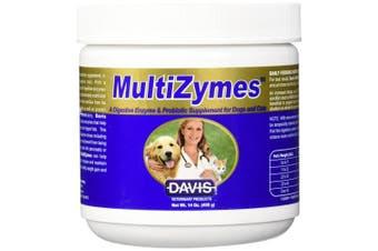 Davis MultiZymes Nutritional Supplement, 410ml