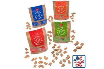 Buddy Biscuits Peanut Butter Flavour Soft & Chewy Dog Treat