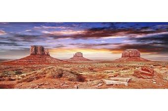 (30cm  x 80cm ) - Reptile Habitat, Terrarium Background, Cool Desert Sky - (Various Sizes)