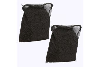 (4.5kg, 2 bags) - AQUANEAT Activated Carbon for Aquarium Canister Filter Fish Koi Pond in Free Mesh Media Bags