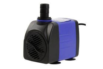 (400 GPH) - AQUANEAT Submersible Water Pump Adjustable Powerhead Aquarium Fish Tank Fountain Hydroponic