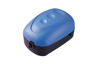 (single outlet, up to 75.7l) - CNZ Aquarium Air Pump