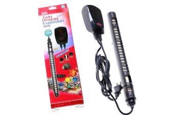 (I-H791 500W) - ISTA Twin Display Thermostat 500W/300W/100W Heater 50~500 FISH TANK Salt Water