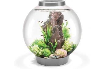 (MCR, 4 gallon/15 litre, Silver) - biOrb Classic 15 Aquarium with MCR - 15.1l, Silver