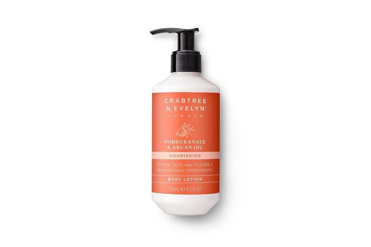 Crabtree & Evelyn Pomegranate Body Lotion, 250 ml