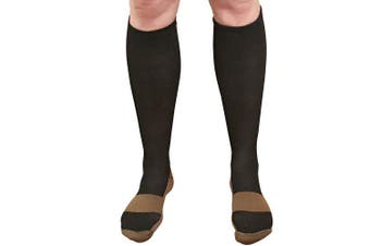(Small/Medium) - Copper Infused Compression Socks, Anti Fatigue | Arthritis Foot Support & Pain Relief | Supports Feet, Ankles & Calves | Ideal for Arthritic Aches, Plantar Fasciitis, Varicose Veins & Tendonitis