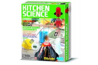 (1, Multi) - 4M Kidz Labs Kitchen Science
