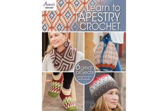 Learn to Tapestry Crochet: 6 Great Projects Using This Fun Technique!