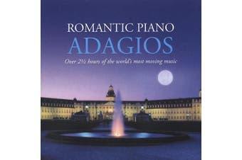 Romantic Piano Adagios  [2 Discs]
