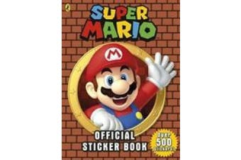 Super Mario: Official Sticker Book (Super Mario)