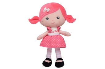 (Giggly Jilly) - Baby Starters Interactive Giggly Jilly Doll, Bright Pink